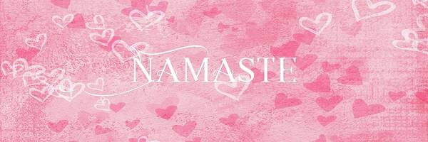 Digital Art - Namaste 9 by Paulette B Wright