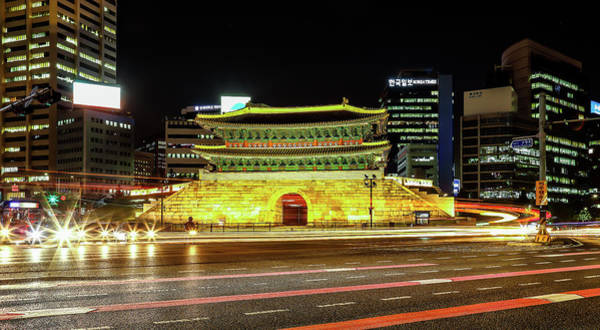 Wall Art - Photograph - Namdaemun by Hyuntae Kim