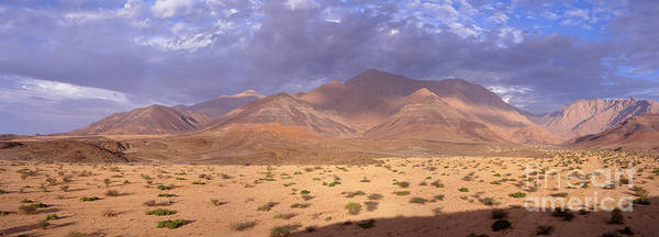 Photograph - Namibia Brandberg Panoramic by Warren Photographic