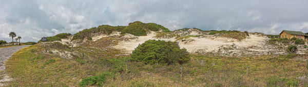 Photograph - Nana Dune, Amelia Island, Florida by Richard Goldman
