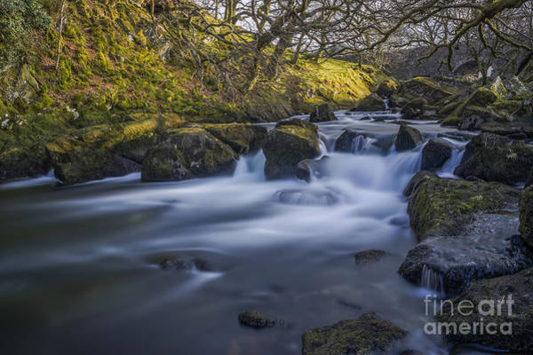 Photograph - Nant Ffrancon Pass River by Ian Mitchell