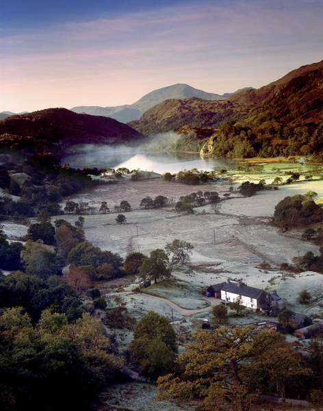 Photograph - Nant Gwynant by Peter OReilly