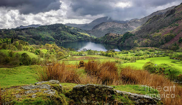 Photograph - Nant Gwynant Snowdonia by Adrian Evans