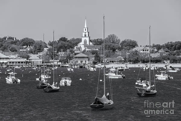 Wall Art - Photograph - Nantucket Harbor II by Clarence Holmes