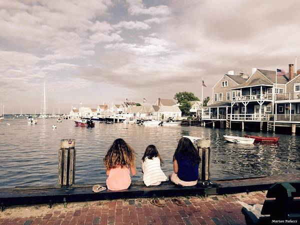 Nantucket Island Art Print