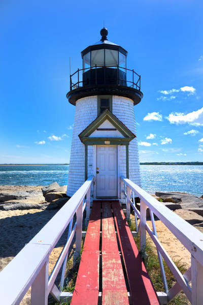 Nantucket Lighthouse - Y3 Art Print