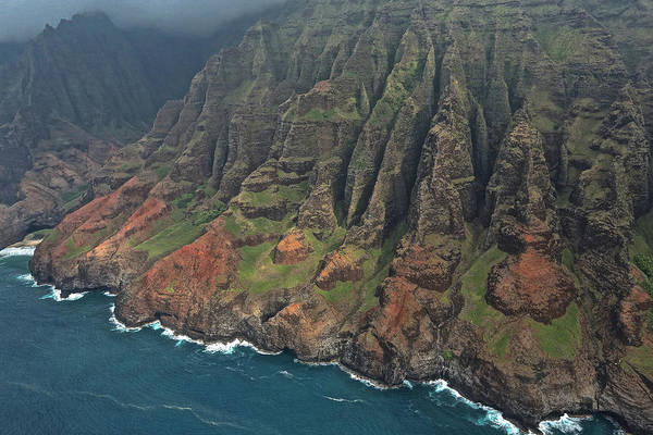 Photograph - Napali Coastline New Pricing by Steven Lapkin