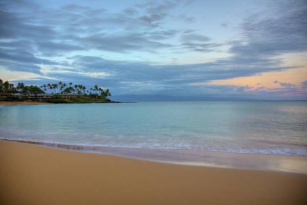 Napili Bay Photograph - Napili Bay Sunrise by Kelly Wade