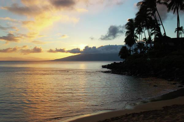 Napili Bay Photograph - Napili Bay Sunset by Katie Wade