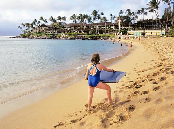 Napili Bay Photograph - Napili Beach, Maui by Buddy Mays