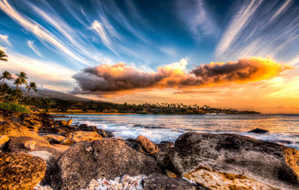 Napili Bay Photograph - Napili Bend by Eric West