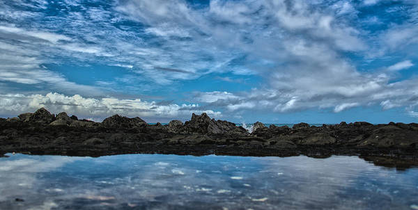 Napili Bay Photograph - Napili Reflections by Dave Fish