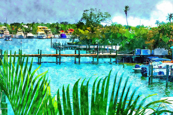 Photograph - Naples Bay I by Susan Molnar
