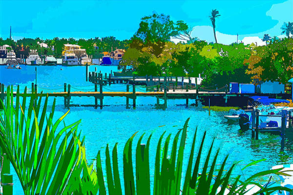 Photograph - Naples Bay I I I by Susan Molnar