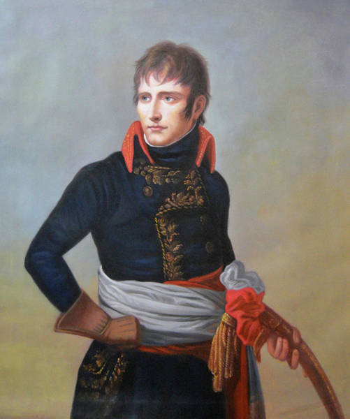 Imperial Painting - Napoleon Bonaparte As First Consul by Andrea Appiani