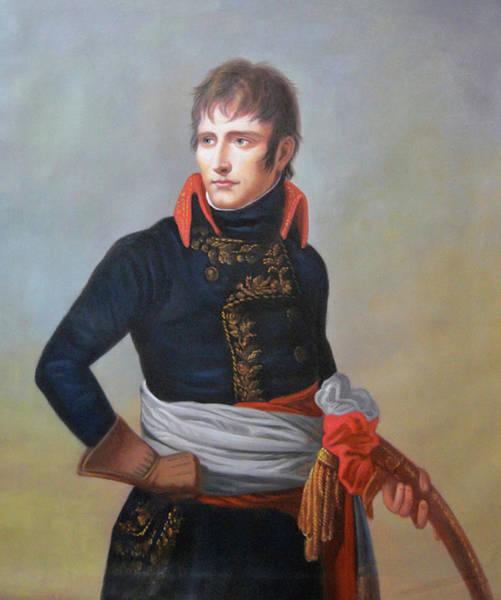 Napoleon Wall Art - Painting - Napoleon Bonaparte As First Consul by Andrea Appiani