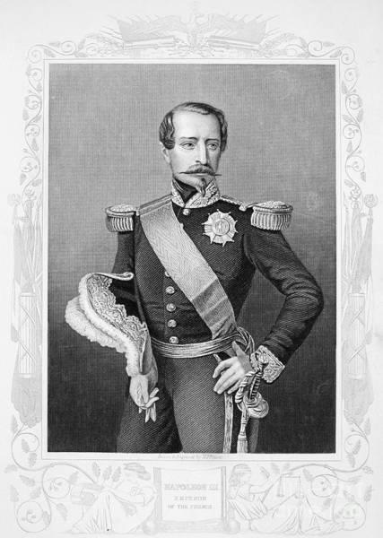 Epaulette Photograph - Napoleon IIi (1808-1873) by Granger