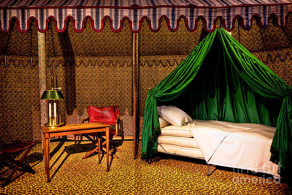 Napoleon Photograph - Napoleon Slept Here by Olivier Le Queinec