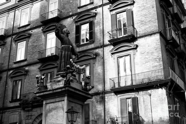 Photograph - Napoli Windows by John Rizzuto