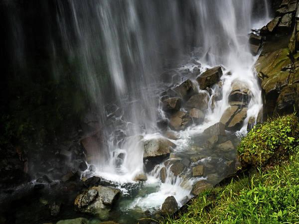 Photograph - Narada Falls by Gary Karlsen