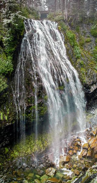 Photograph - Narada Falls  by Greg Reed