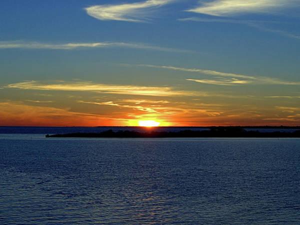 Photograph - Narrow Bay Sunset I I by Newwwman