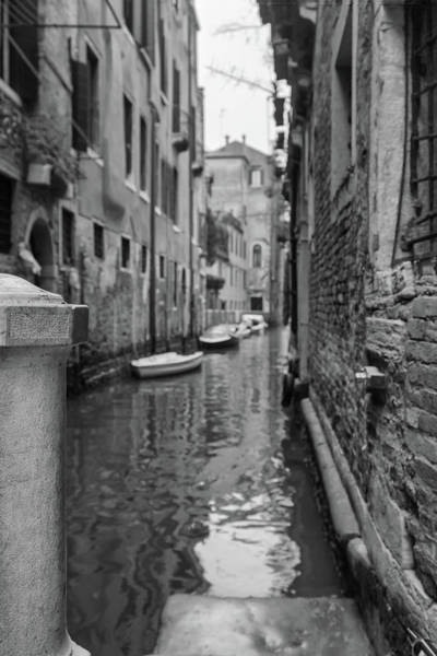 Photograph - Narrow Canal In Venice by Georgia Fowler