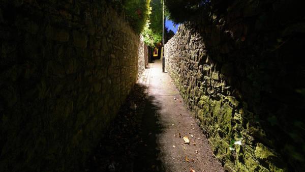 Photograph - Narrow Passageway A by Jacek Wojnarowski