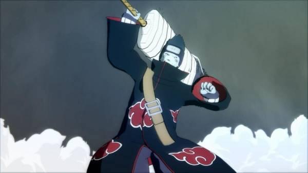 Sports Digital Art - Naruto Shippuden Ultimate Ninja Storm 4 by Maye Loeser