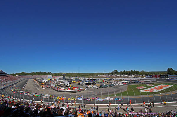 Photograph - Nascar by Juergen Roth