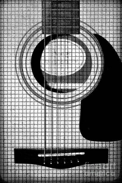 Photograph - Nashville Beat In Black And White by Carol Groenen