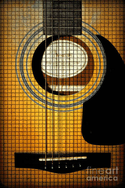 Photograph - Nashville Beat With Warm Tones by Carol Groenen