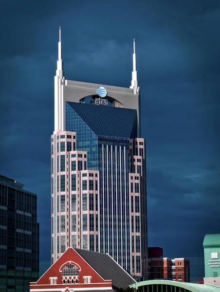 Ryman Auditorium Photograph - Nashville Landmarks by Mountain Dreams