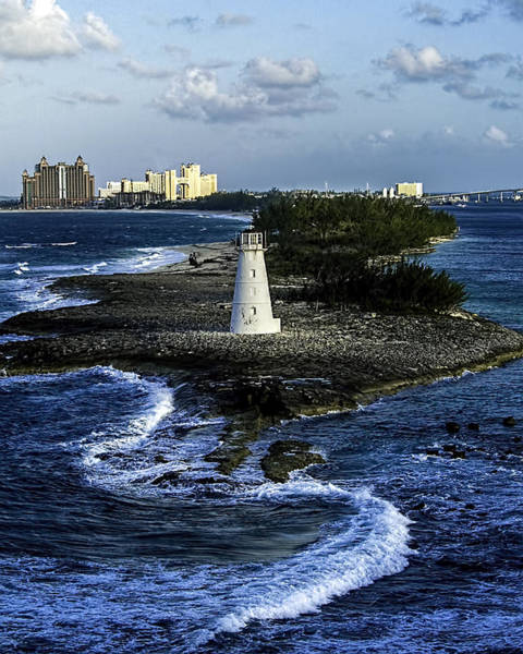 Photograph - Nassau Light by Gordon Engebretson