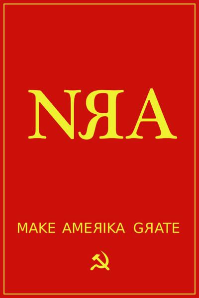 Digital Art - National Association by Richard Reeve