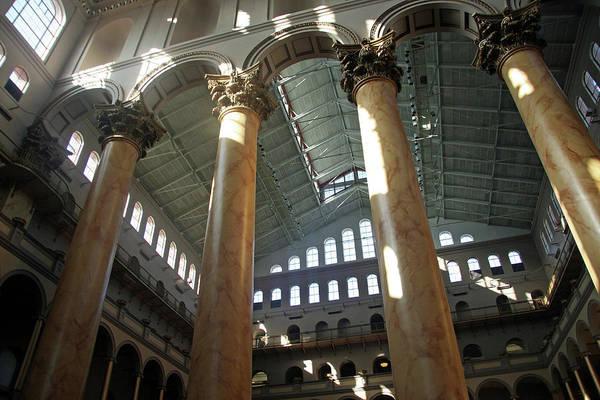 Endorsement Photograph - National Building Museum by Cora Wandel