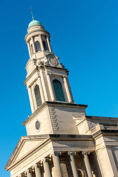 Photograph - National City Christian Church by SR Green