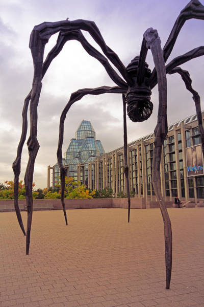 Ottawa Photograph - National Gallery Of Canada by Charline Xia