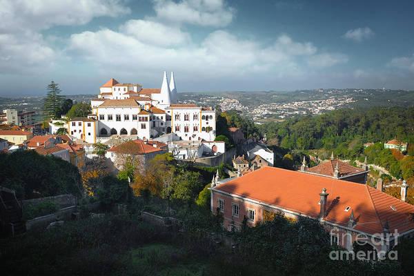 Sintra Photograph - Sintra National Palace by Carlos Caetano
