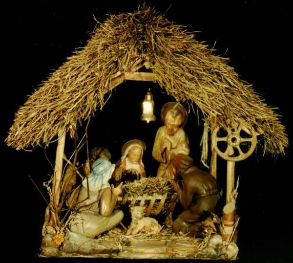 Sculpture - Nativity - On Request by Sorin Apostolescu