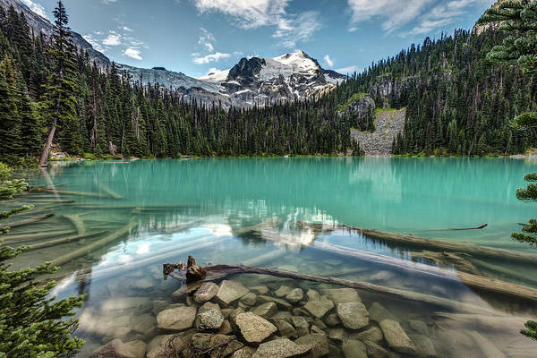 Photograph - Natural Beauty Of British Columbia by Pierre Leclerc Photography