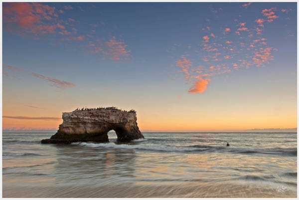 Wall Art - Photograph - Natural Bridge 1 by Catherine Lau
