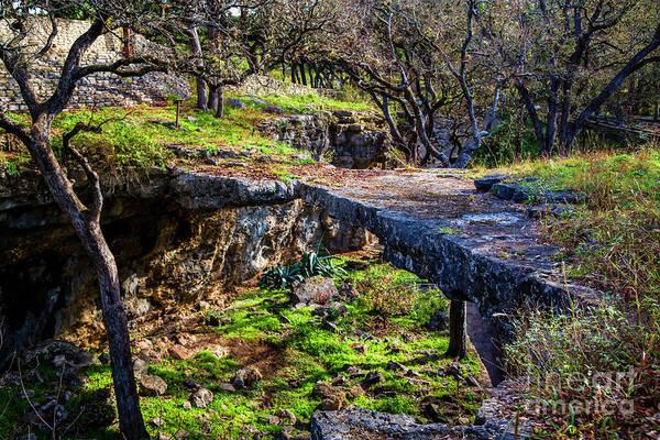 Photograph - Natural Bridge by Jon Burch Photography