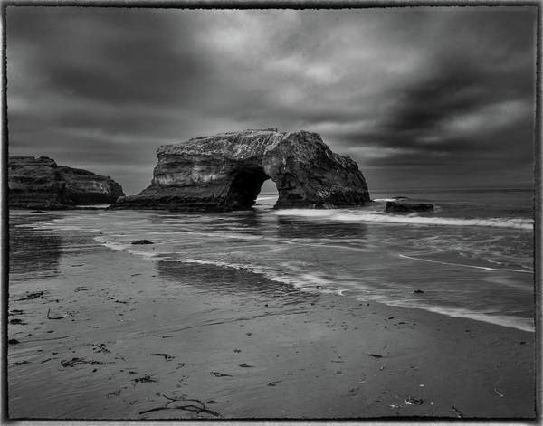 Photograph - Natural Bridges State Park by Michael Raiman