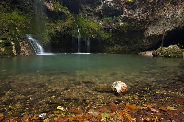 Photograph - Natural Falls by Jonas Wingfield