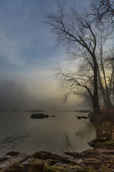 Monocacy Wall Art - Photograph - Natural Gradient by Bruce Saunders
