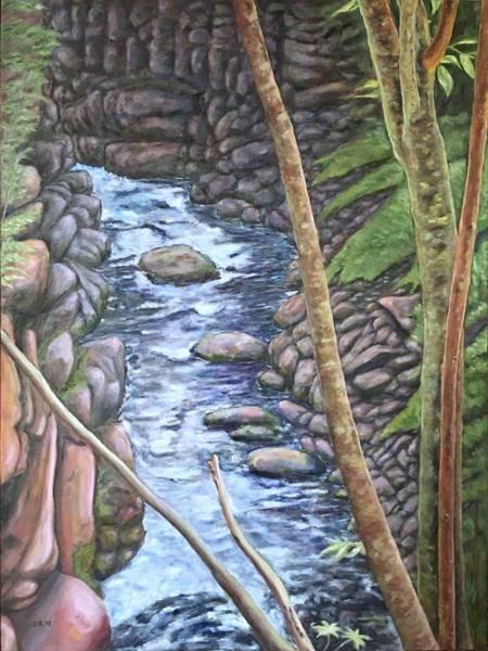 Wall Art - Painting - Nature Calls by Jennifer Kwon
