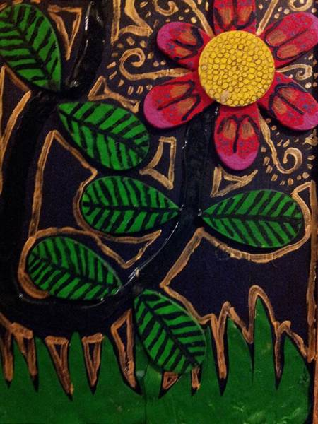 Emanate Painting - Nature Eleven Back by William Douglas