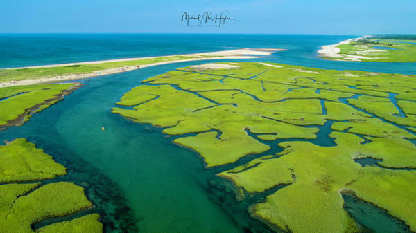 Photograph - Nature Kayaking by Michael Hughes