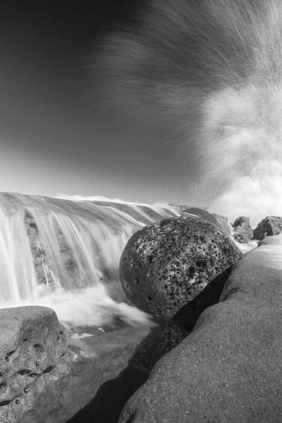 Photograph - Nature Throws A Gutter Ball 1 by Scott Campbell
